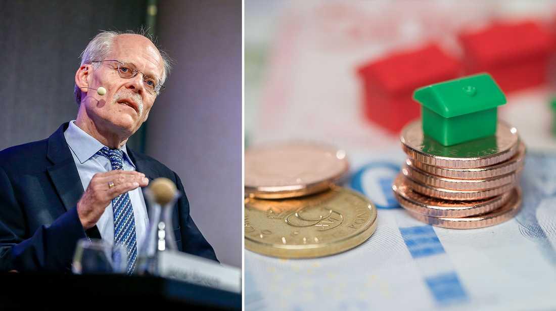 """""""Jag vet inte om Riksbanken ens tror på det själva"""", säger Johanna Kull om Riksbankens prognos om höjd ränta."""