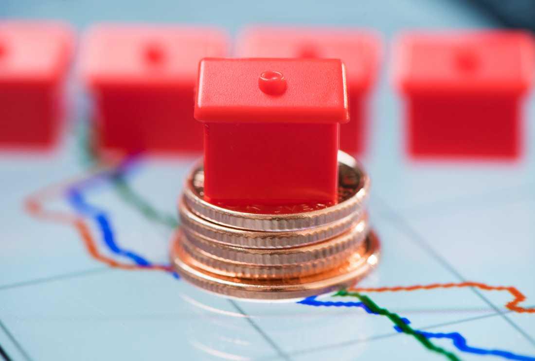 Efter nedgången i april syns en ökning av bostadspriserna i maj, enligt SBAB och Boolis prisindex. Arkivbild.