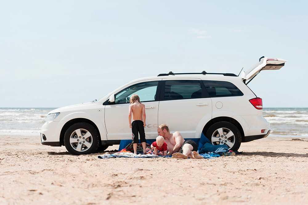 Många är på jakt efter en tillfällig bil i sommar.