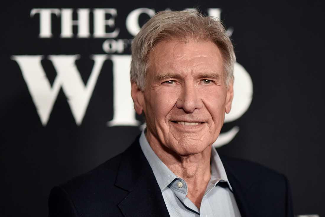 Harrison Ford. Arkivbild.