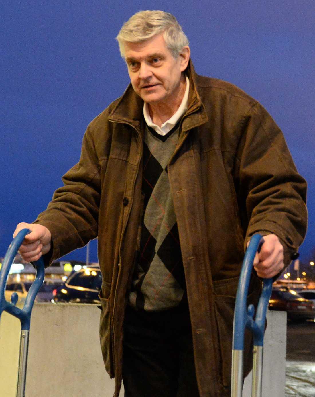 Göran Lindberg har nu avtjänat sitt fängelsestraff.