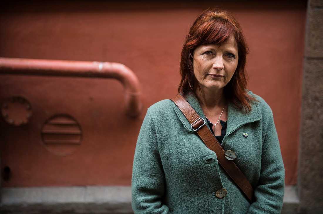 Marie Nilsson satt även flera år  i förbundsstyrelsen samtidigt som nuvarande statsministern Stefan Löfven var ordförande.