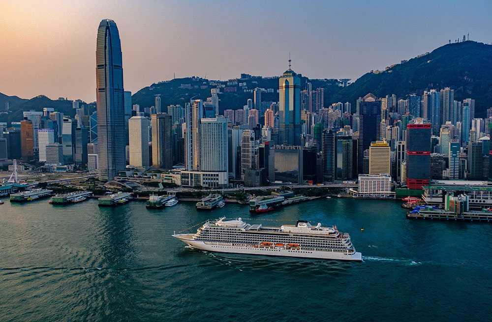 Viking Cruises lanserar världens längsta kryssning med sitt skepp Viking Sun.