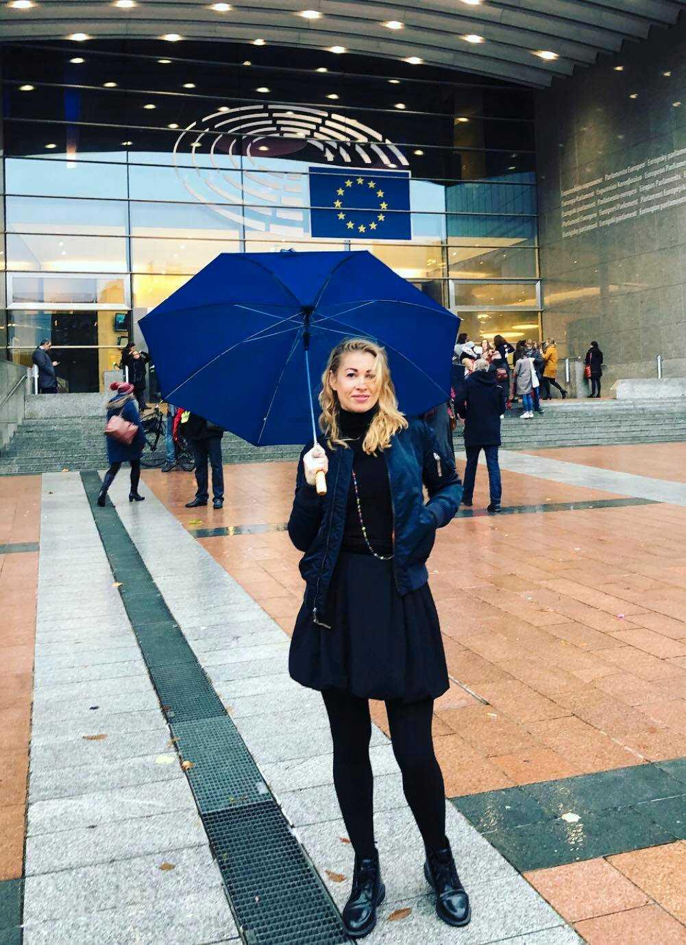 Aftonbladets Pernilla Ericson på plats i Bryssel.