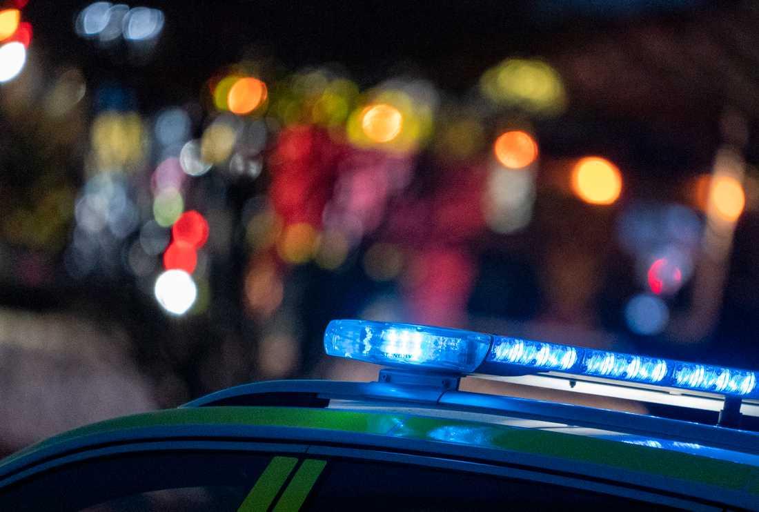 En lägenhet i Sätra i södra Stockholm besköts under natten till måndagen. Arkivbild.