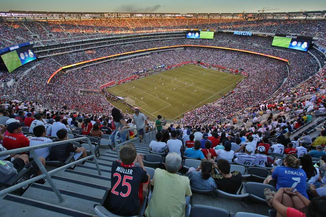 MetLife Stadium i New Jersey