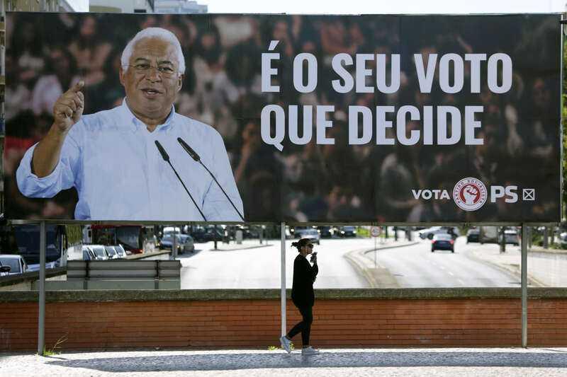 På söndag är det val i Portugal. António Costa och hans Socialistparti har byggt sina framgångar genom att bland annat bygga järnväg.