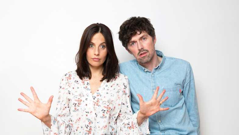 Natalia Kazmierska och Martin Aagård tar livet av popkulturen i sin nya bok.