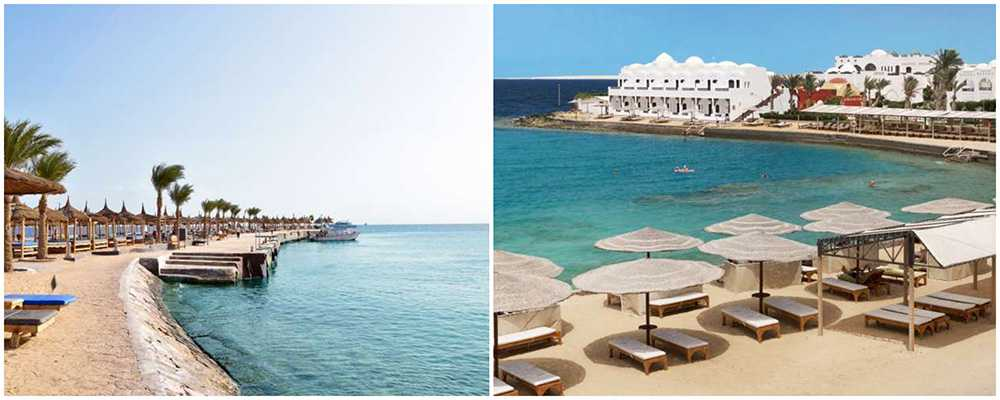 Aqua Vista - powered by Playitas Hotellet är nytt och erbjuder allt du kan önska dig av en komplett sol- och träningssemester. Arabella Azur Resort Vackert hotell som är uppbyggt som en nubisk by.