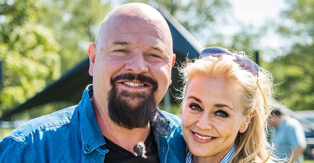 Anders Bagge och Johanna Bagge Lind.