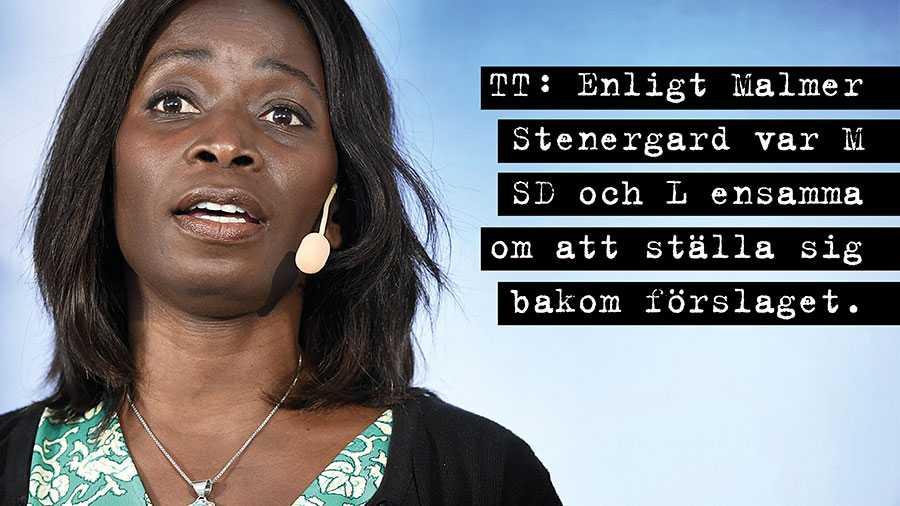 Vi väntade oss liknande förslag från Sverigedemokraterna och är inte förvånande att även Moderaterna går samma väg. Men att vårt moderparti, Liberalerna, gör det är för oss fullständigt ofattbart, skriver 12 distriktsordföranden i Liberala Ungdomsförbundet.