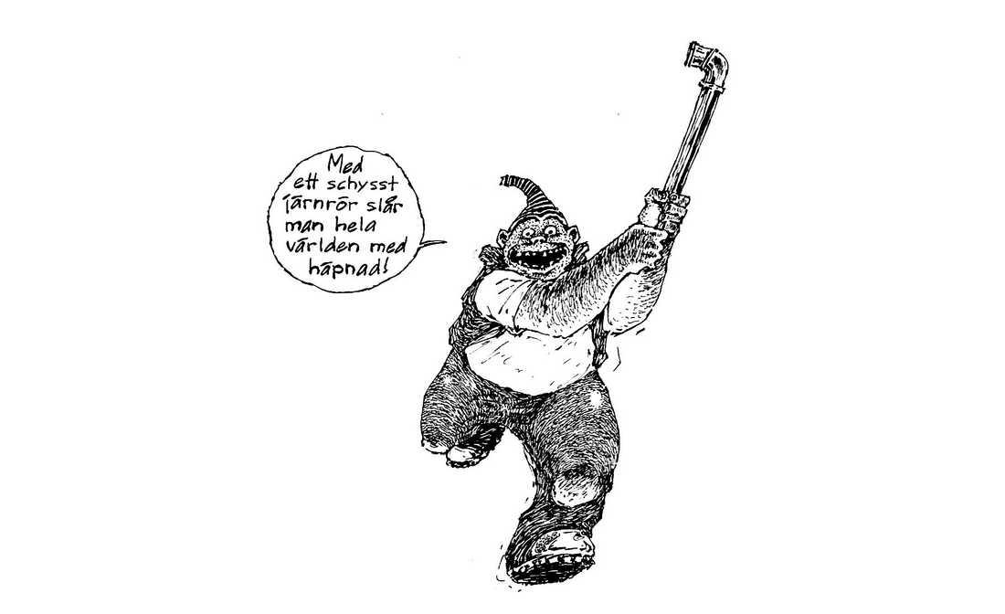 Joakim Pirinens antihjälte Socker-Conny fyller 35 år och firas med en ny, kommenterad jubileumsutgåva