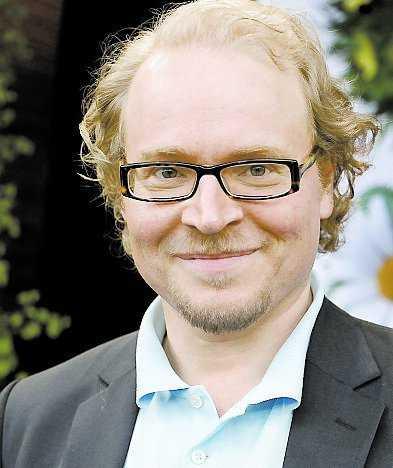 Fredrik Lindström.