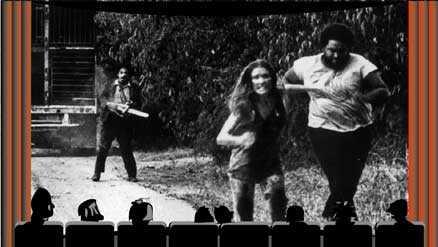 """motorsågsmassakern Filmen """"Motorsågsmassakern"""", som startade debatten om videovåld, frisläpptes i helt oklippt originalversion 2001."""