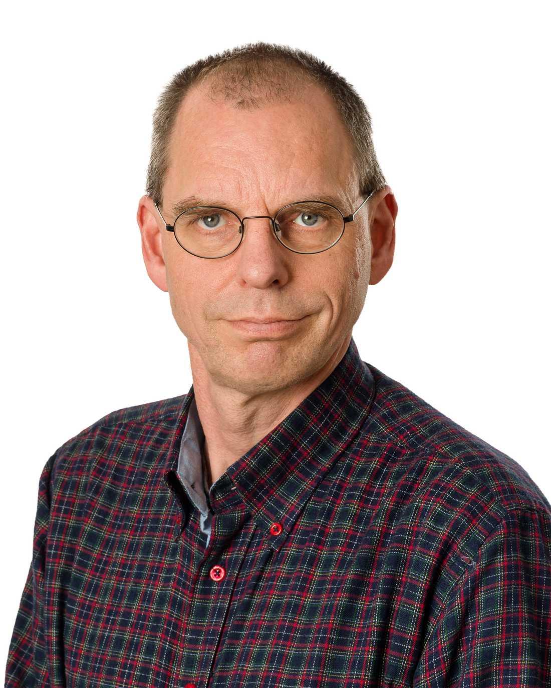 Magnus Söderbergh, chefsläkare.