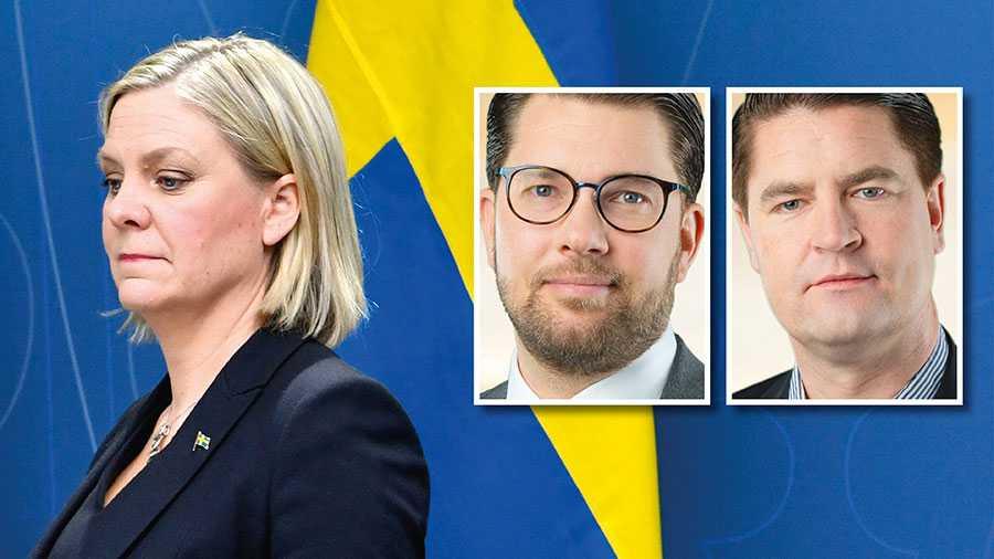 Coronakrisen är på allvar. En möjlighet för företagen till permittering på 100 procent kopplat till fullt statligt kostnadsansvar är det enda som gäller nu. Inget annat duger, skriver Jimmie Åkesson och Oscar Sjöstedt.