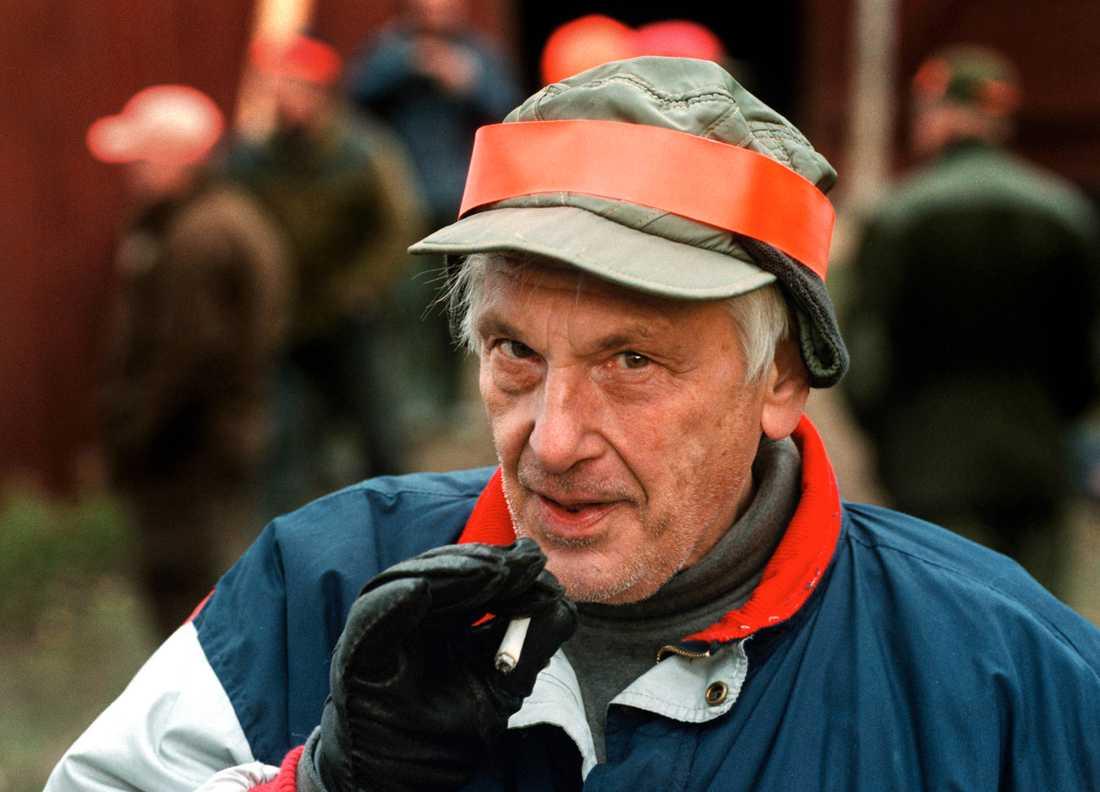 Alf Nilsson medverkade i flera storfilmer.