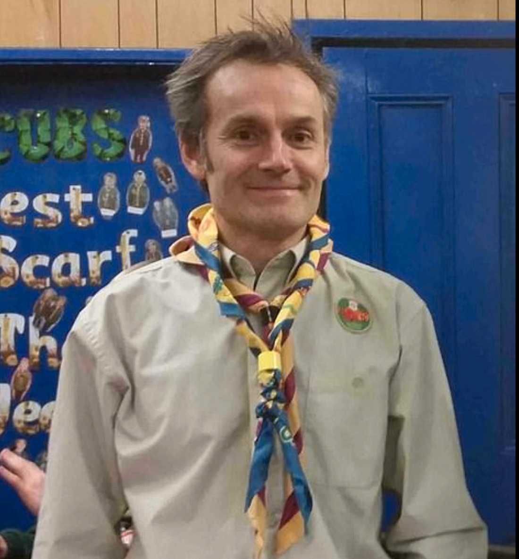 "Britten Steve Walsh, 53, pekas ut som ""superspridare"" av coronaviruset."