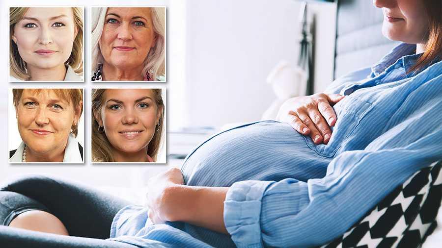 KD föreslår att alla pappor testas för covid-19 och att gravida ska få ersättning för att kunna vara hemma i slutet av graviditeten om de inte har möjlighet att arbeta hemifrån, skriver Ebba Busch, Acko Ankarberg Johansson, Desirée Pethrus och Sarah Havneraas.