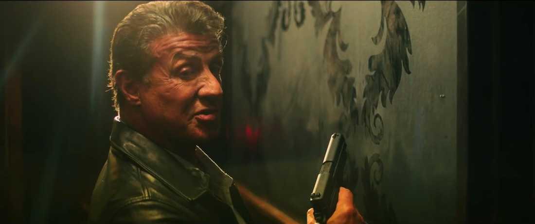 """Sylvester Stallone i """"Escape plan 2""""."""