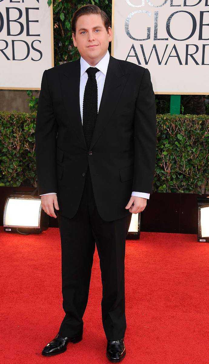 """Jonah HillSkådespelaren och komikern från """"Supersugen"""" kom i superform till filmen """"21 Jump Street"""". 18 kilo ska han ha tappat."""