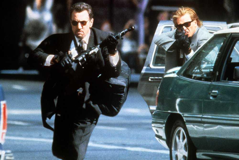 """Likheterna med """"Heat"""" (1995) är stora."""