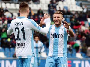 Lazio förbi ärkerivalen – Milan besegrade blekt Roma  b1ff25a114f34