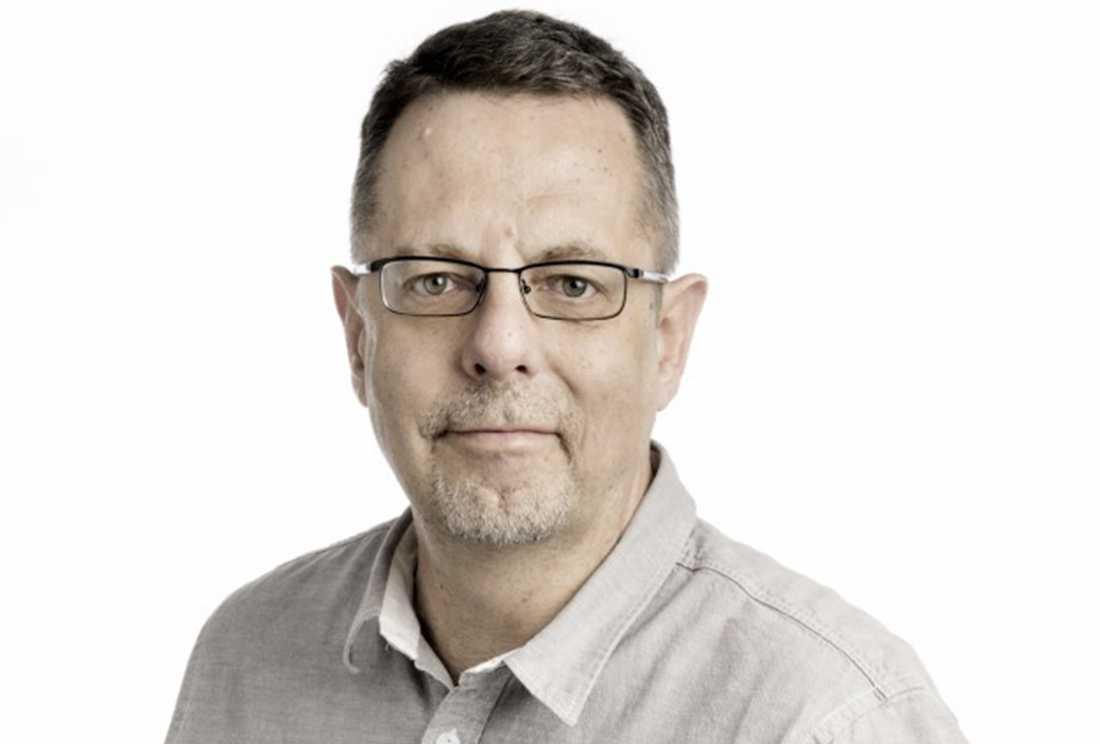 """""""Vi talar om en hel generation som flyr"""", säger Björn Lindh på Svenska Afghanistankommittén."""