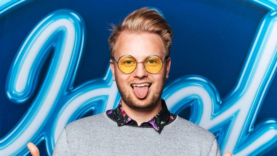 Freddie Liljegren, 26 år, Örebro.