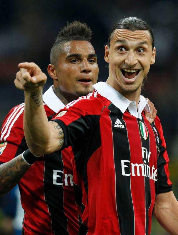 ANSTRÄNGD RELATION Zlatan kostar för mycket pengar för Milan och Allegri. Dessutom drar stjärnan och Milantränaren Allegri inte alltid jämnt.