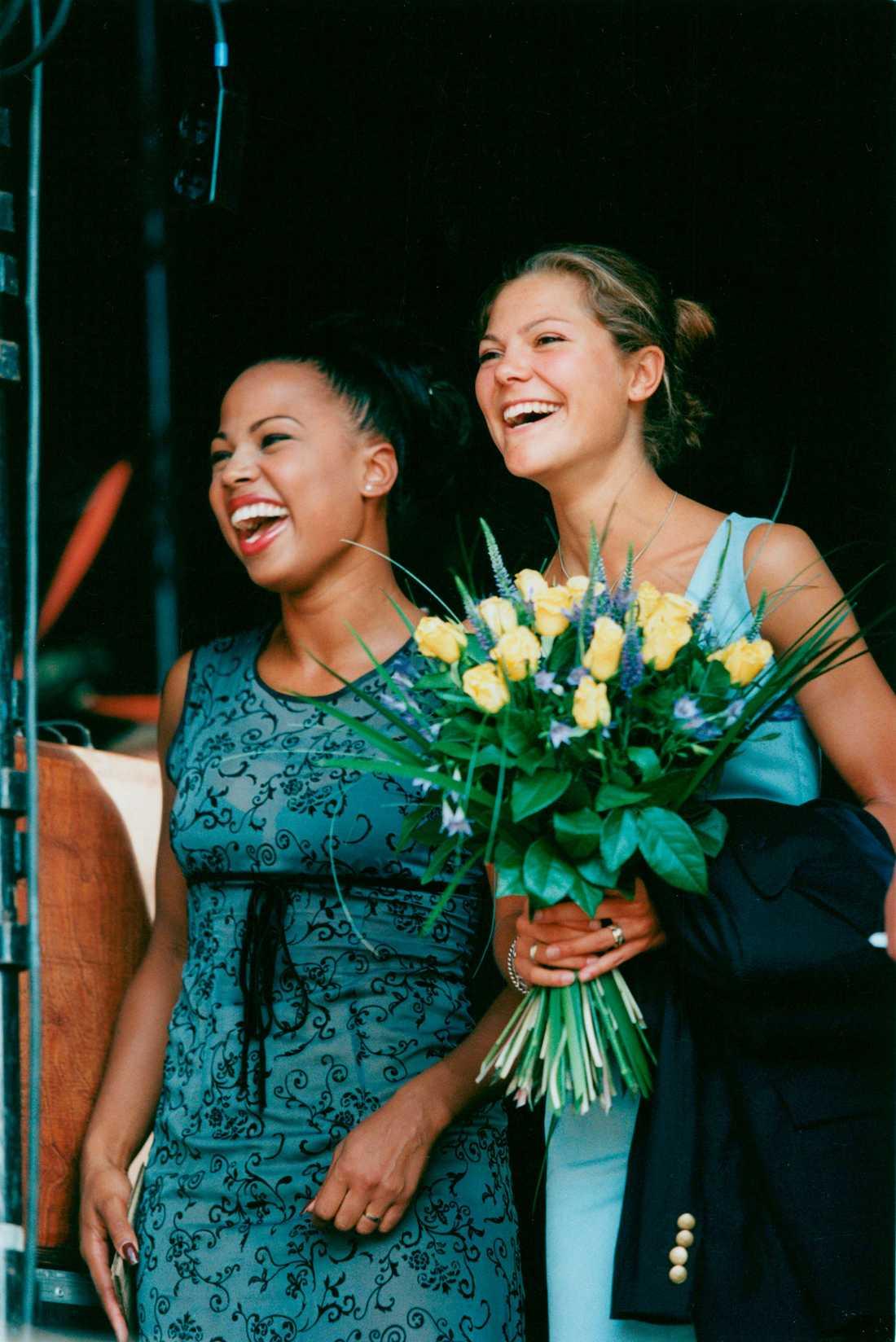 1997 hann hon också med att inviga Kulturfestivalen i Nyköping.