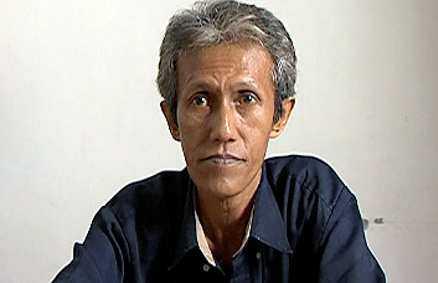 Bonden Nusantara, Kadaryiams son, dansare. Kan inte få statligt jobb, kan inte få pension. Övervakas. Samtliga foton: MAJ WECHSELMANN