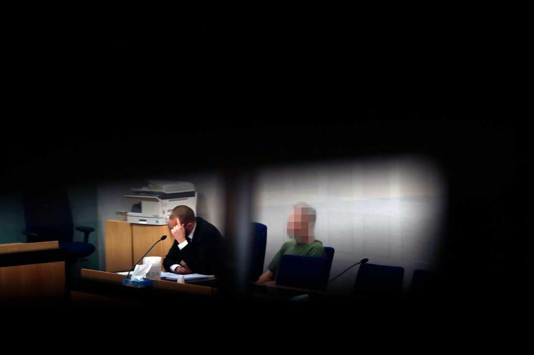 58-åringen misstänks för en våldtäkt i Göteborg 1995.