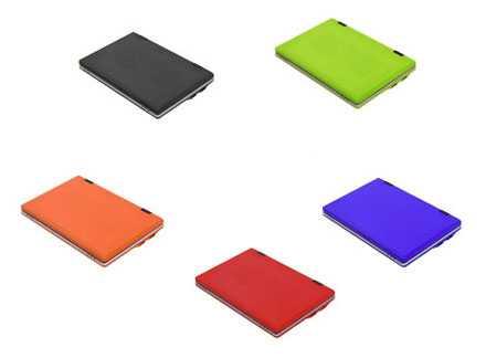 Många färger blir det. Vilken väljer du?