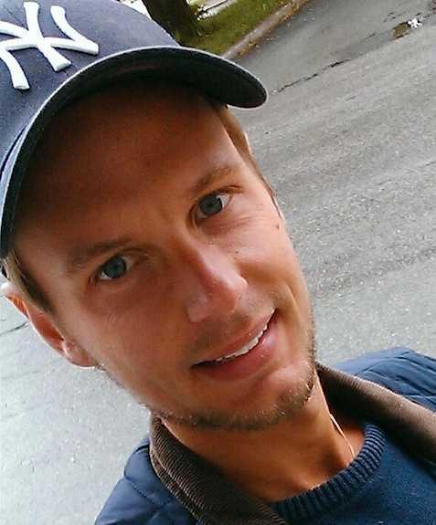 John Larzon, mannen bakom Facebook-uppropet.