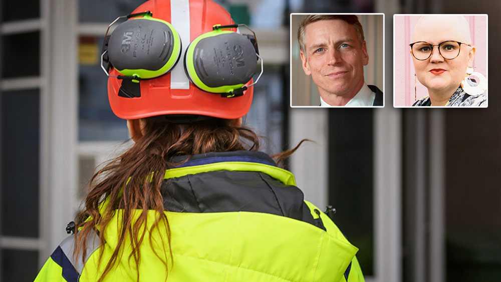 Diskriminering och trakasserier av kvinnor på våra byggarbetsplatser måste få ett stopp. Ingen kvinna ska utsättas för kränkningar och övergrepp på sin arbetsplats. Det är dags att gå från ord till handling, skriver Per Bolund och Emma Hult (MP).