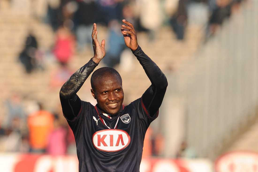 Landry N'Guemo gjorde matchens enda mål.