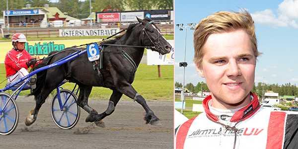 Gott Klirr med Mats E Djuse spikas på V64.