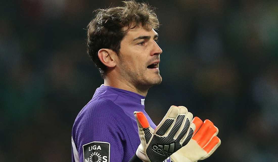 Iker Casillas berättar nu om situationen under Mourinho.