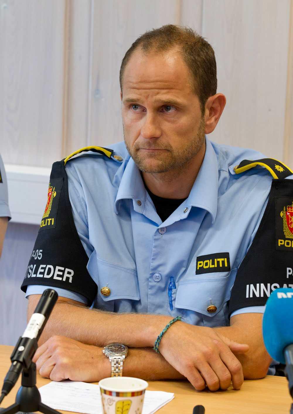 Håvard Gåsbakk ledde insatsstyrkan som grep Anders Behring Breivik.