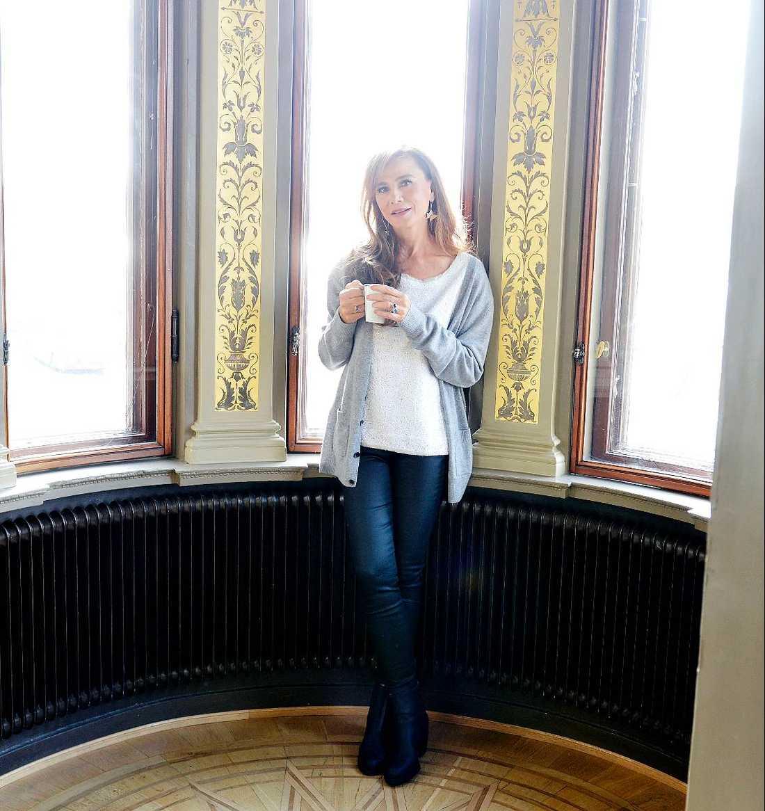 """""""Det var ju korkat""""  Lena Olin blev tillfrågad att spela huvudrollen i Jane Campions film """"Pianot"""", men tackade nej. Rollen erbjöds i stället till Holly Hunter – som vann en Oscar för sin insats."""