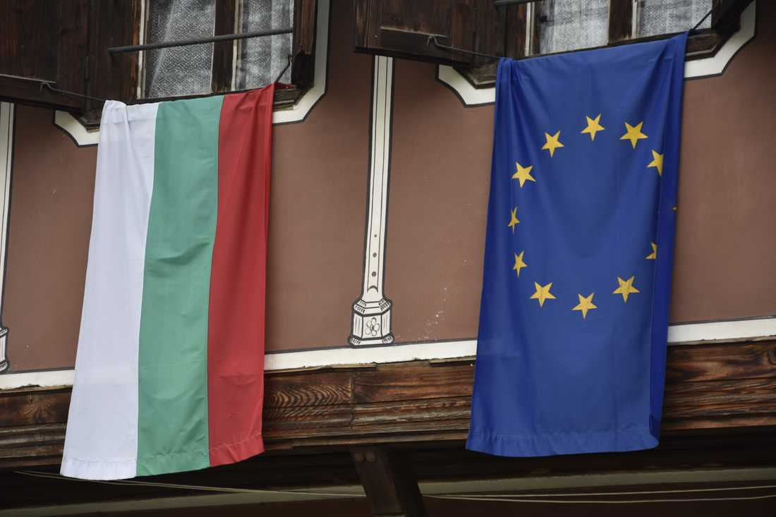 Bulgarien räknas som mest korrupt i EU. Nu har landets antikorruptionschef avgått efter anklagelser om lägenhetsfiffel. Arkivbild.