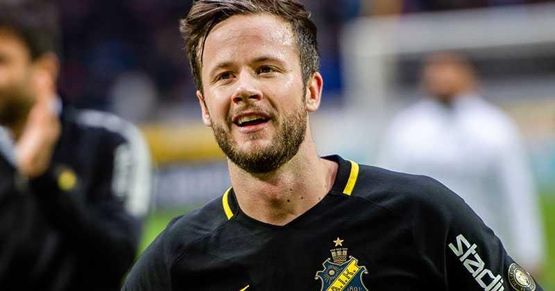 Robert Lundström.
