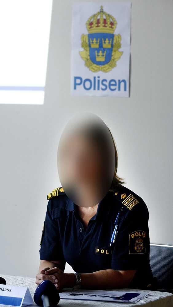Klättrade på karriärstegen Polischefen fick toppjobb – samtidigt som sambon smugglade narkotika.
