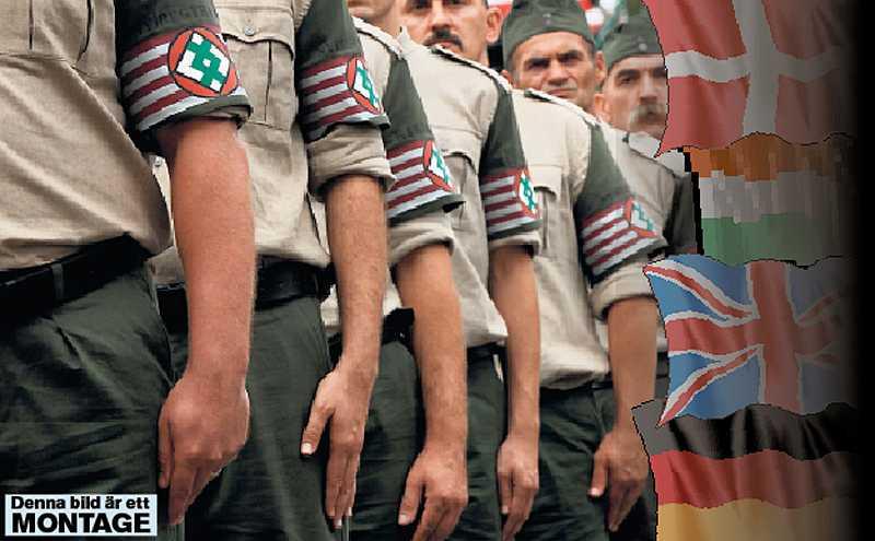 går framåt 15 procent av de ungerska väljarna valde Jobbik, ett parti som hetsar mot judar och romer. Också i många andra europeiska länder är högerextrema partier på frammarsch.