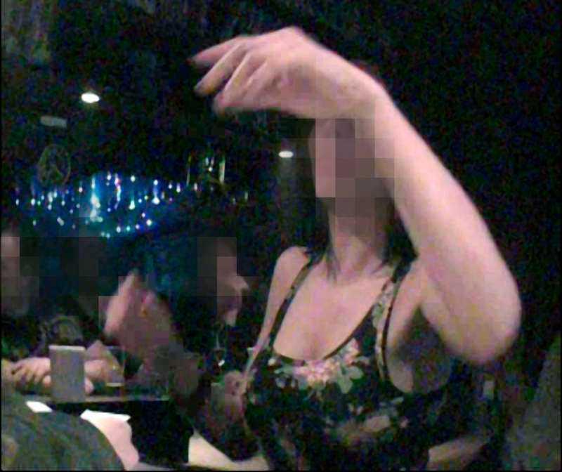 Lindberg rörde sig ofta ute på sexklubbar.