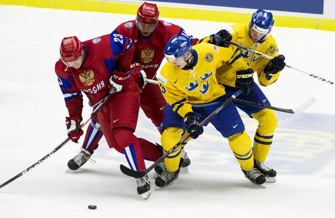 Zykov har spelat i ryska landslaget.