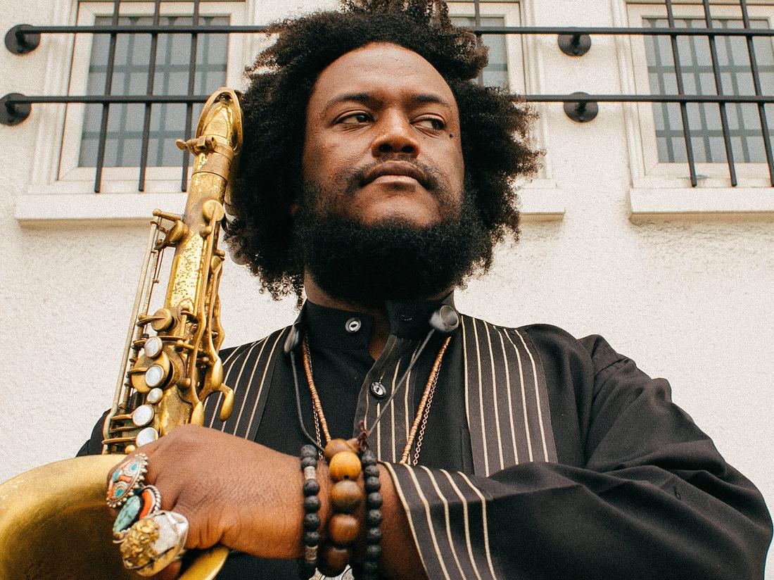 Kamasi Washington är en av de främsta anledningarna till att unga hipsters lyssnar på jazz.