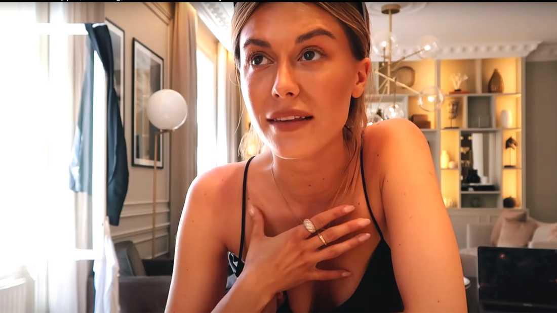 Bianca Ingrosso berättar om hatet efter Båstadresan i sin kanal på Youtube.