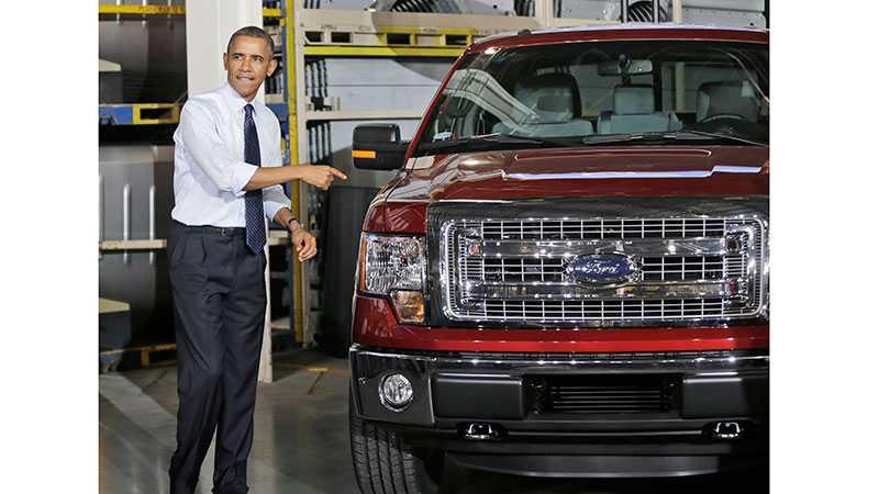 Just det, president Obama – exakt en sådan bil handlar det om.